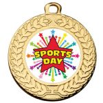 Sports Day Medal 40mm